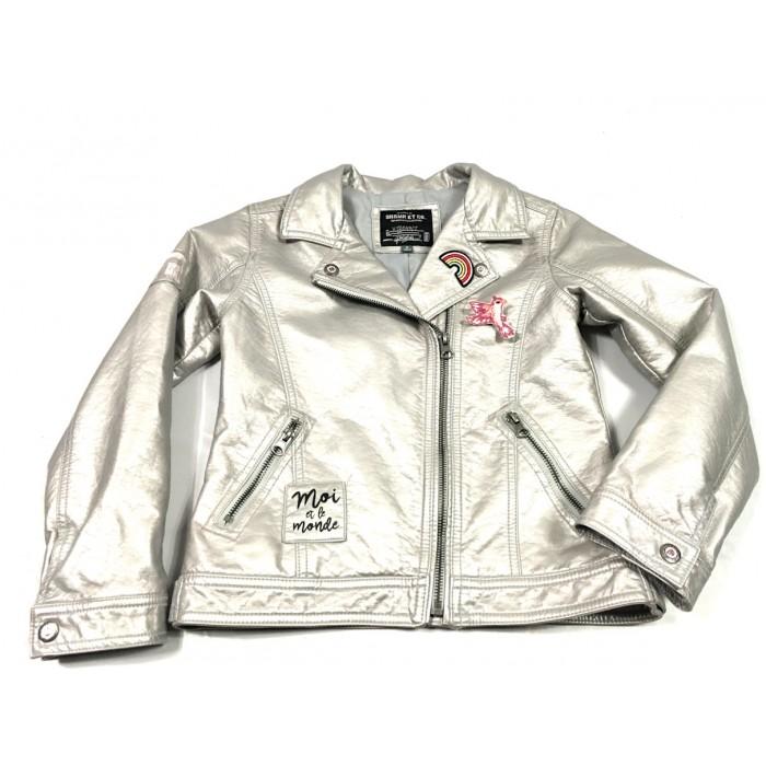 manteau de cuirette Souris mini / 8 ans