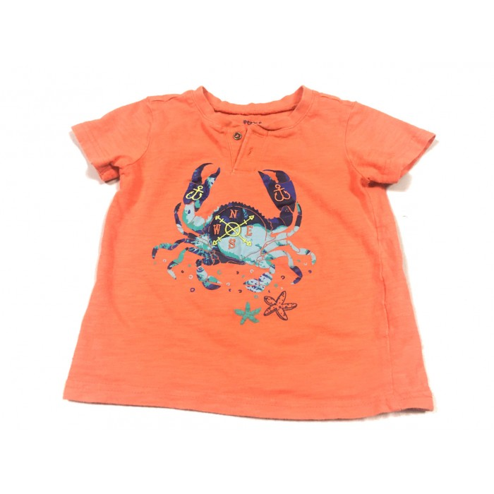 chandail crabe / 2 ans
