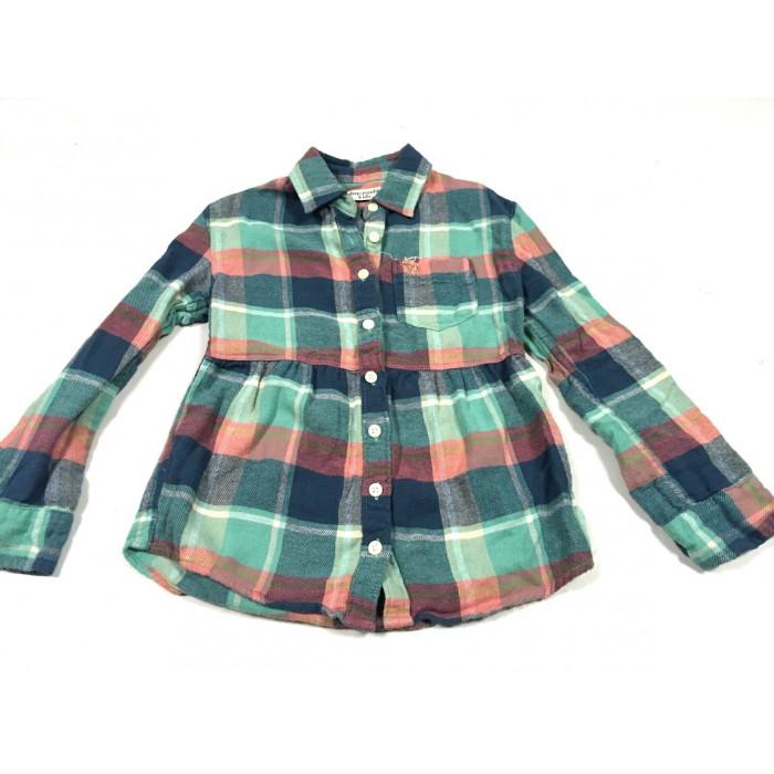 chemise abercrombie / 3-4 ans