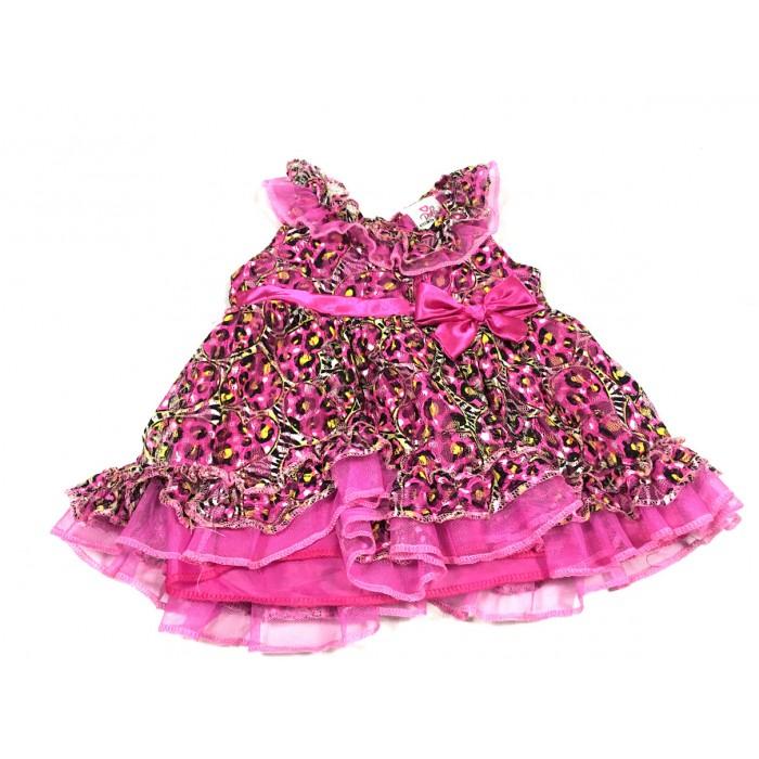 robe léopard / 24 mois