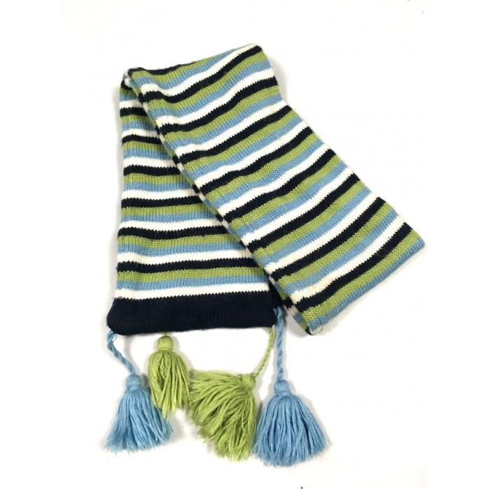 foulard maille / os