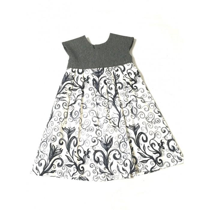 robe coton Fait à la main / 4-5 ans