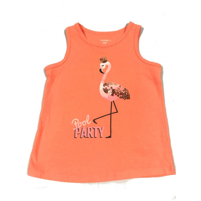 camisole flamand / 4-5 ans