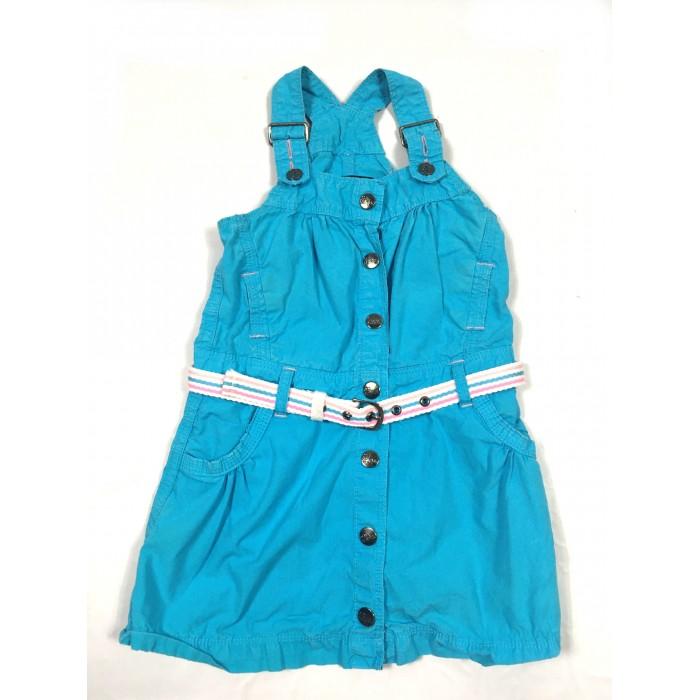 robe coton / 4 ans