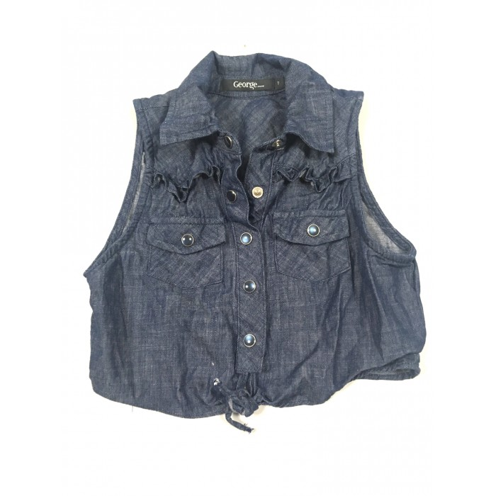 camisole jeans / 7 ans