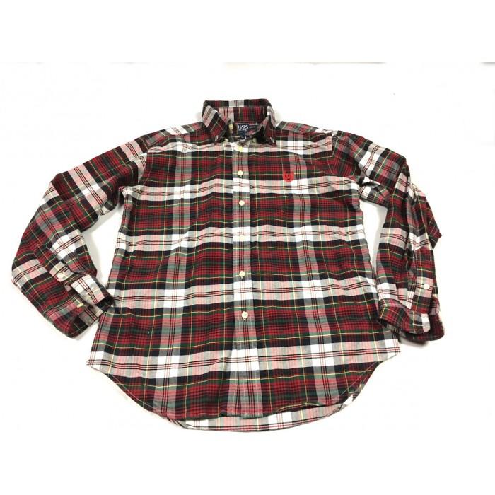 chemise chaps / 12-14 ans