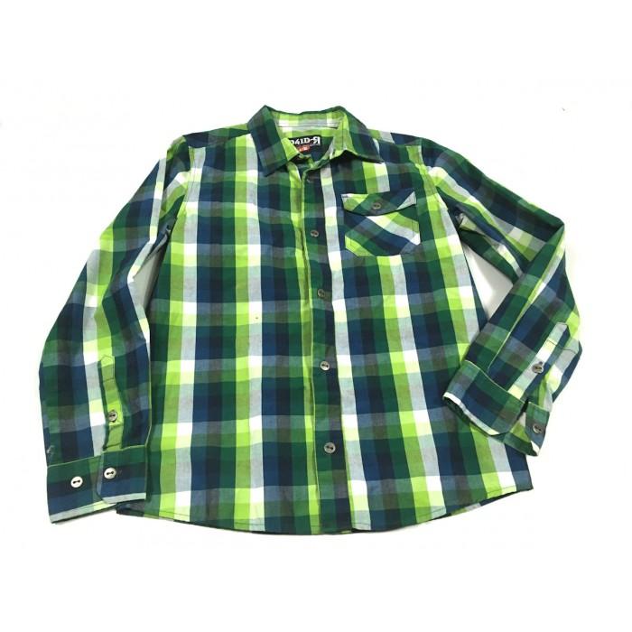 chemise carreaux / 12 ans