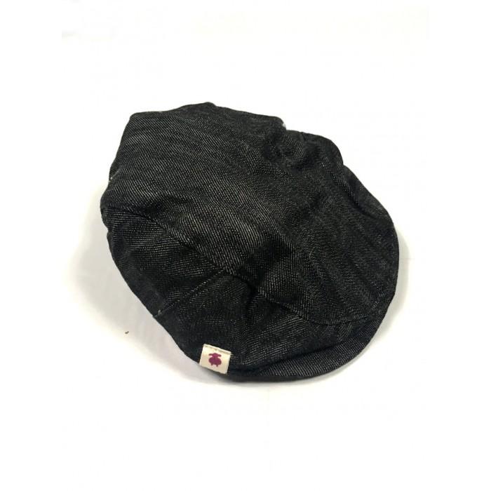 casquette jeans / 0-12 mois