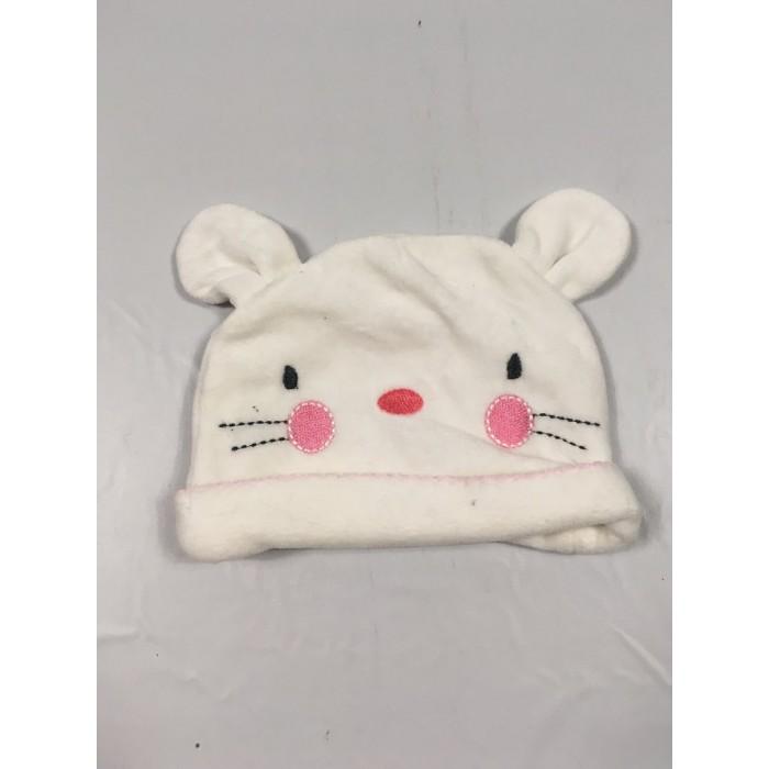 bonnet souris / 0-3 mois