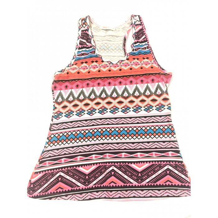 camisole motif / 10-12 ans
