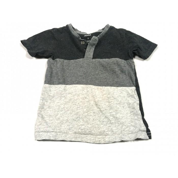 chandail gris / 2 ans