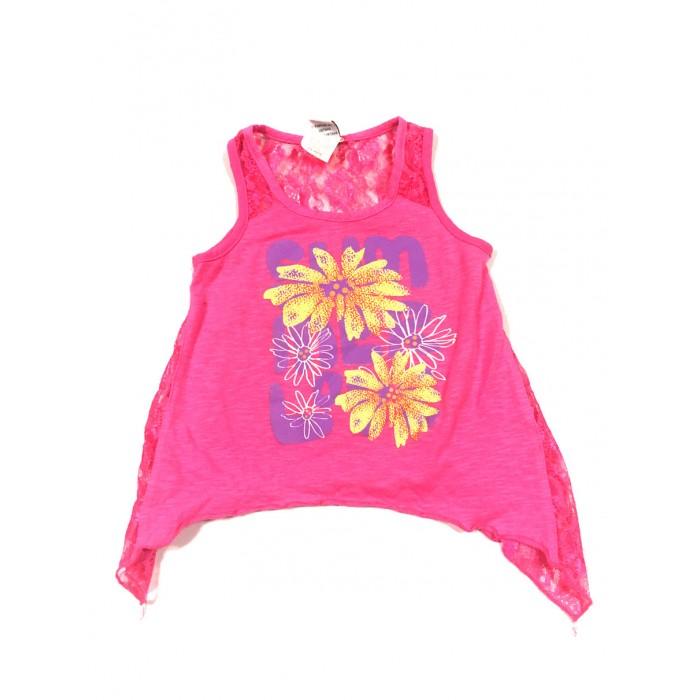 camisole fleurs / 3 ans
