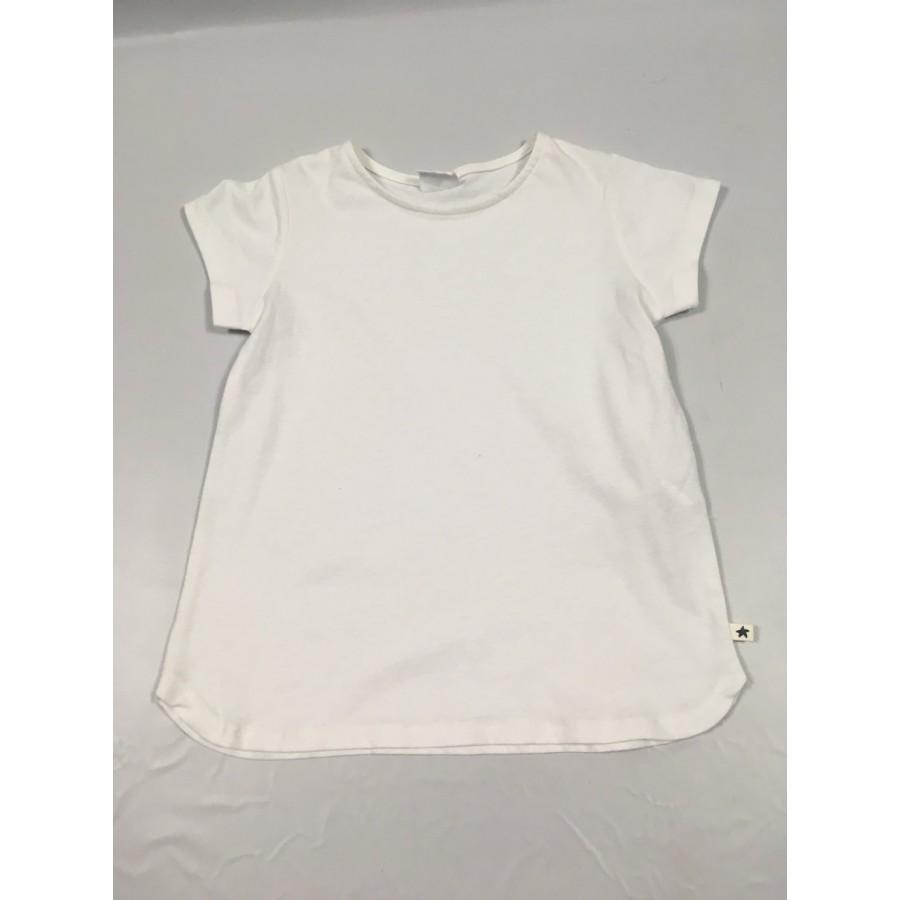 chandail zara blanc / 6 ans