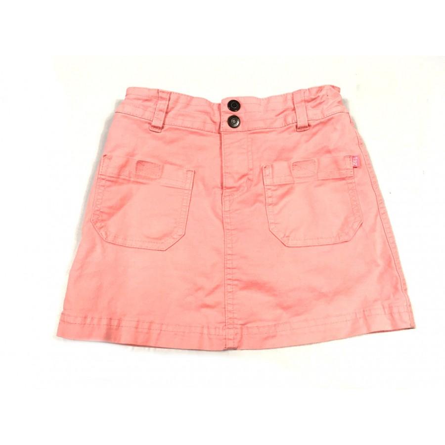 jupe short rose / 8 ans