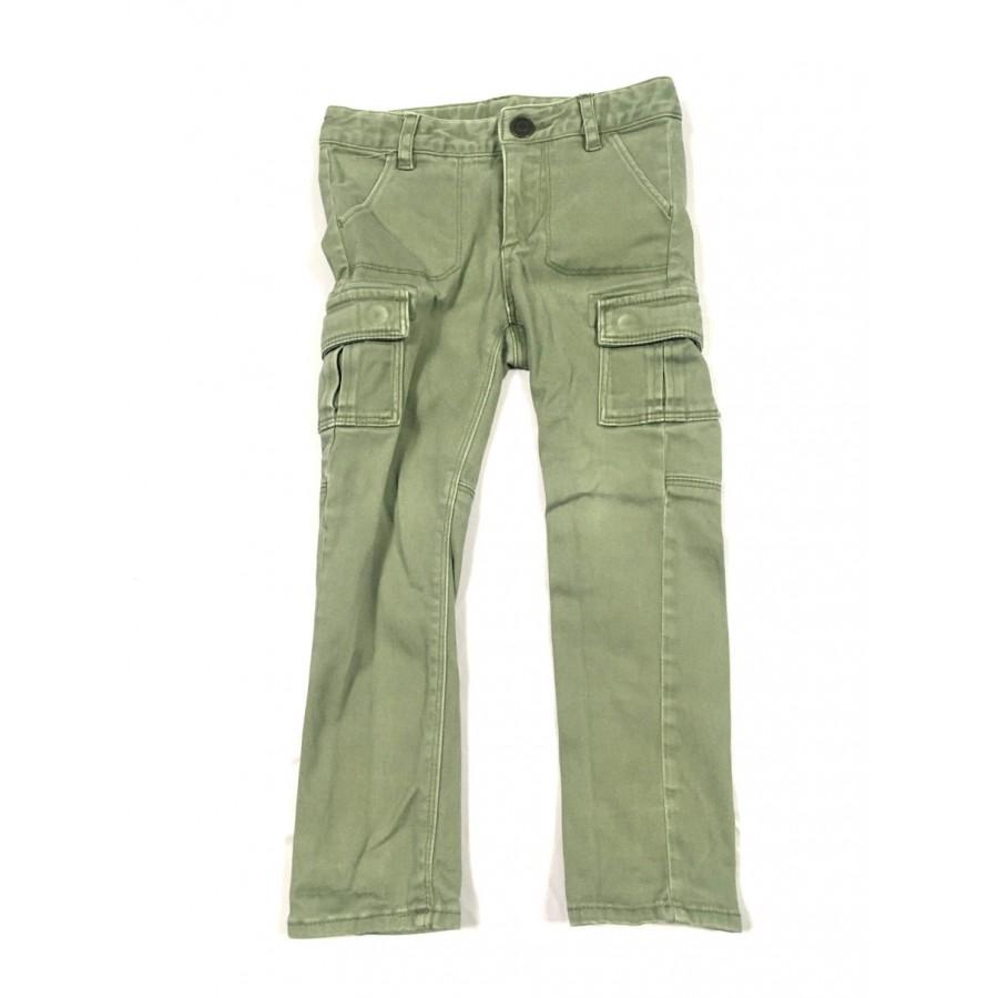 jeans kaki skinny / 4 ans
