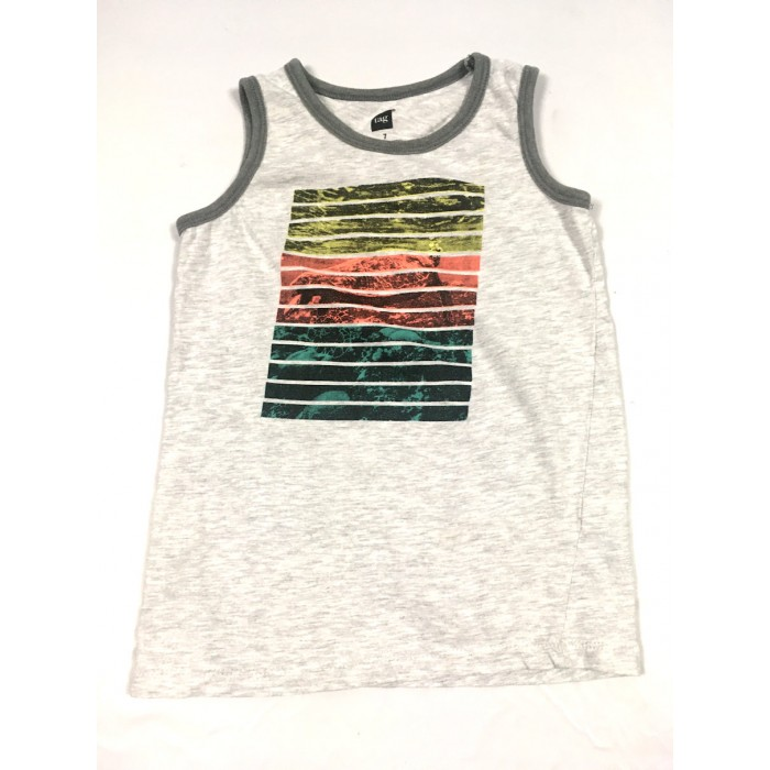 camisole plage /  7 ans