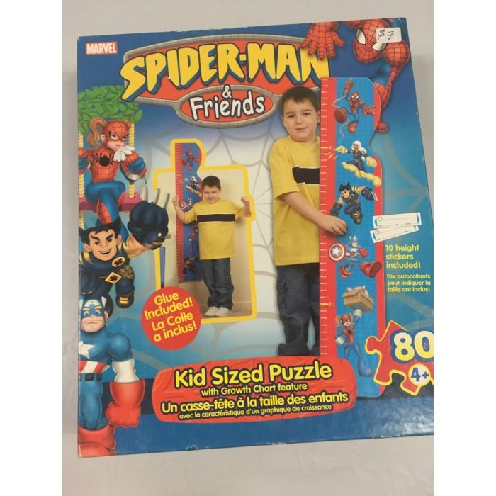 casse tete mesure spiderman