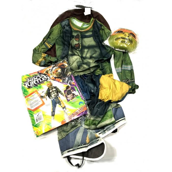 costume halloween tortue ninja / 8-10 ans