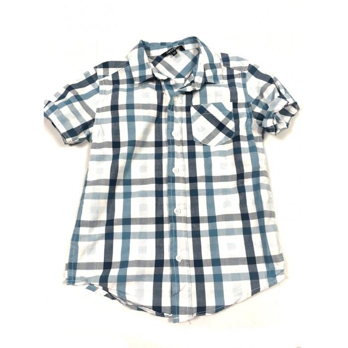chemise carreaux / 6 ans