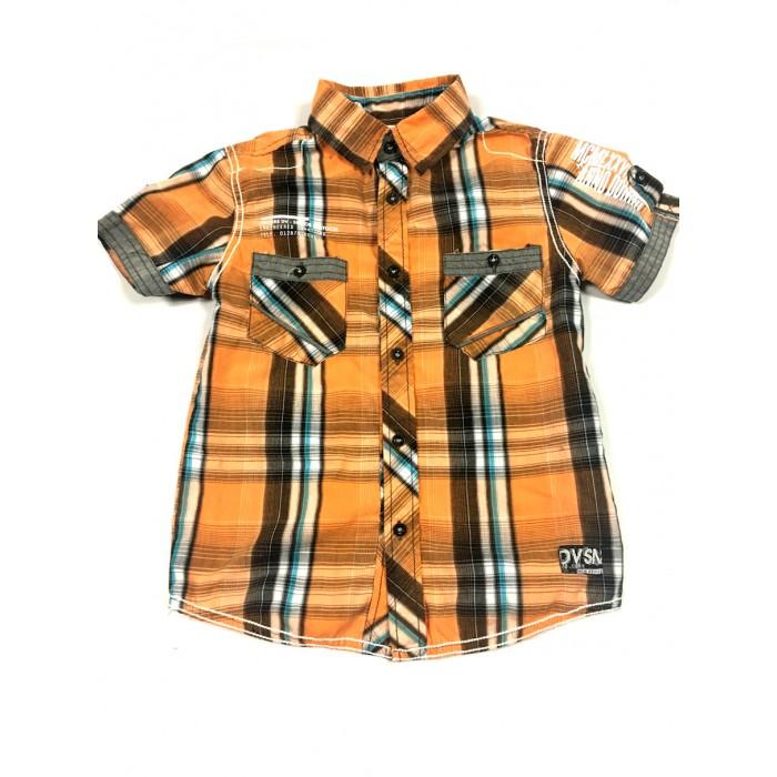 chemise carreaux / 7 ans