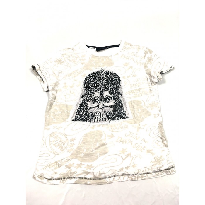 chandail starwars brillant / 9-10 ans