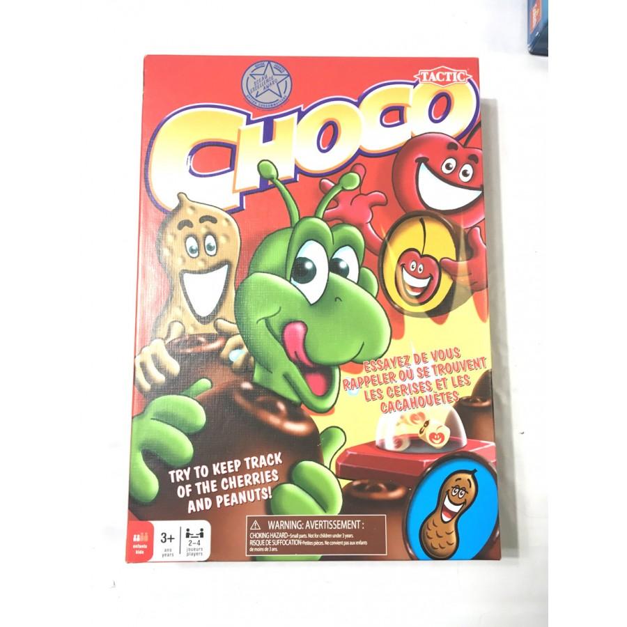 Jeu de société Choco
