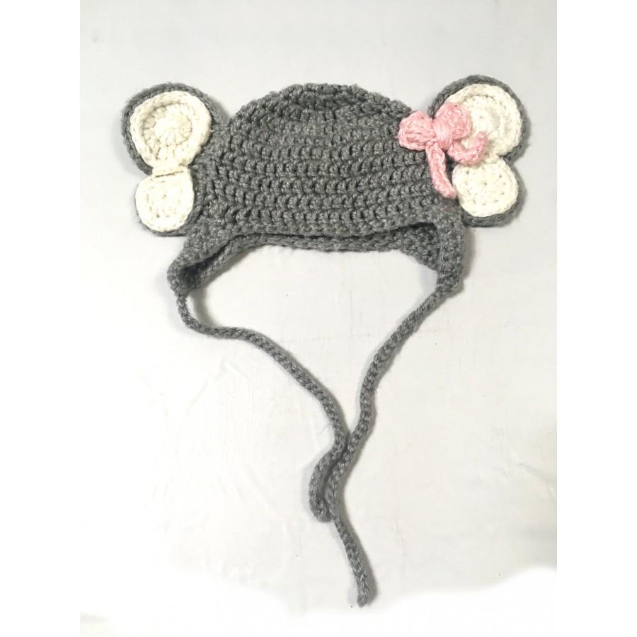 tuque photoshoot elephant / bébé
