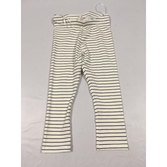 leggings ligné HM / 1 1/2 - 2 ans