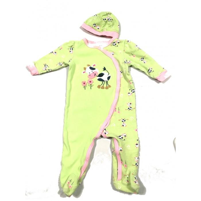 pyjama vache / 6 mois