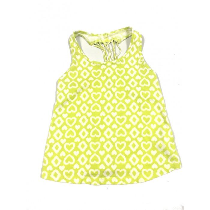 camisole vert / 3 ans