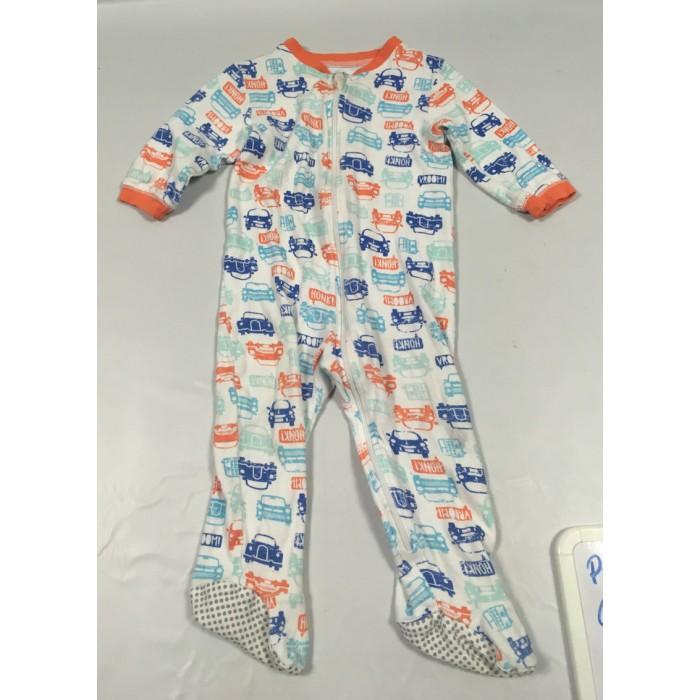 pyjama auto / 12-18 mois