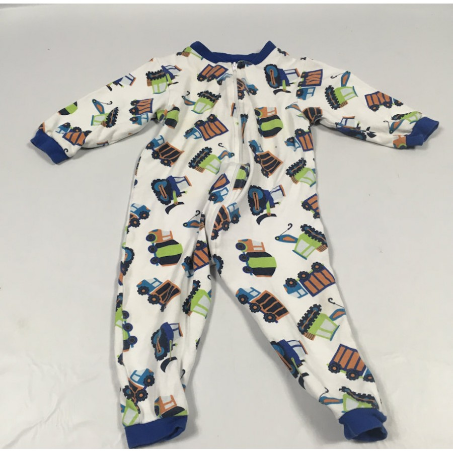 pyjama camion / 12 mois