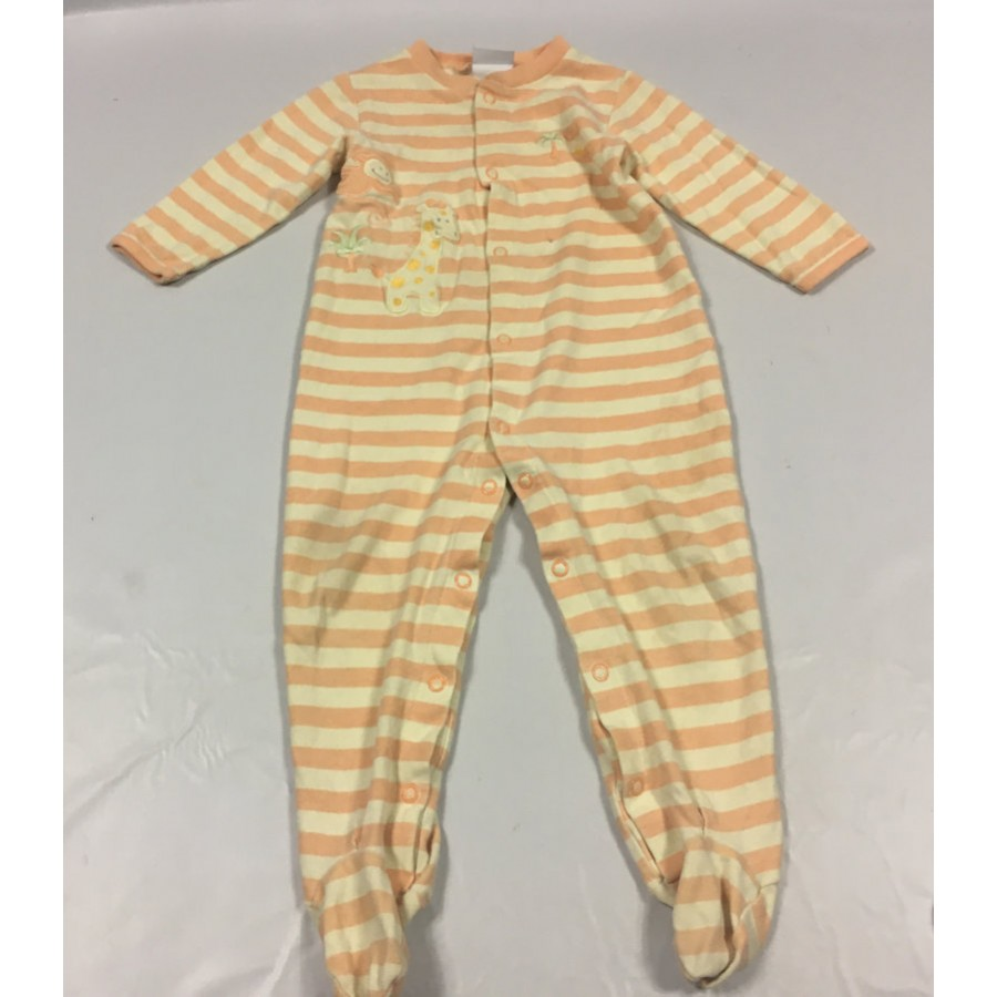 pyjama ligné / 18 mois