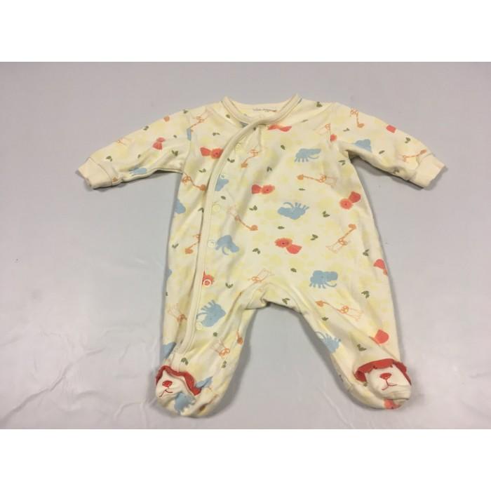 pyjama lion / 3 mois