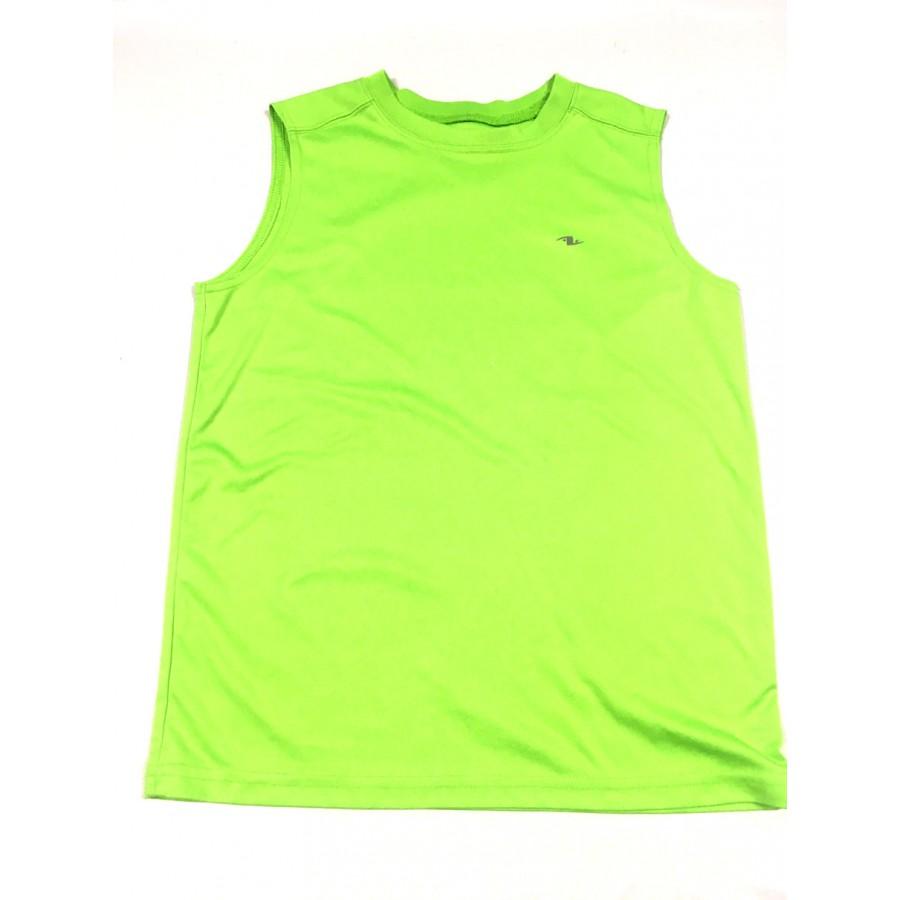 camisole sport vert / 14 ans