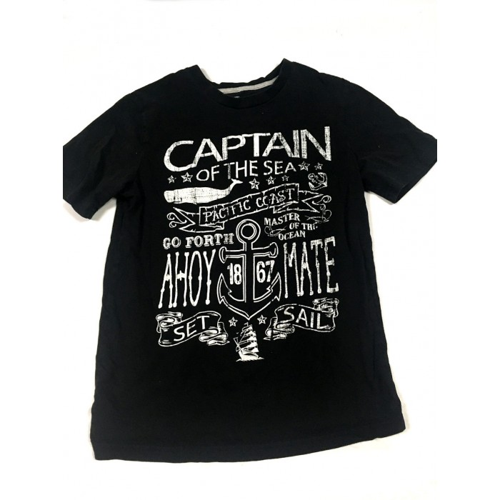 chandail capitaine / 10-12 ans