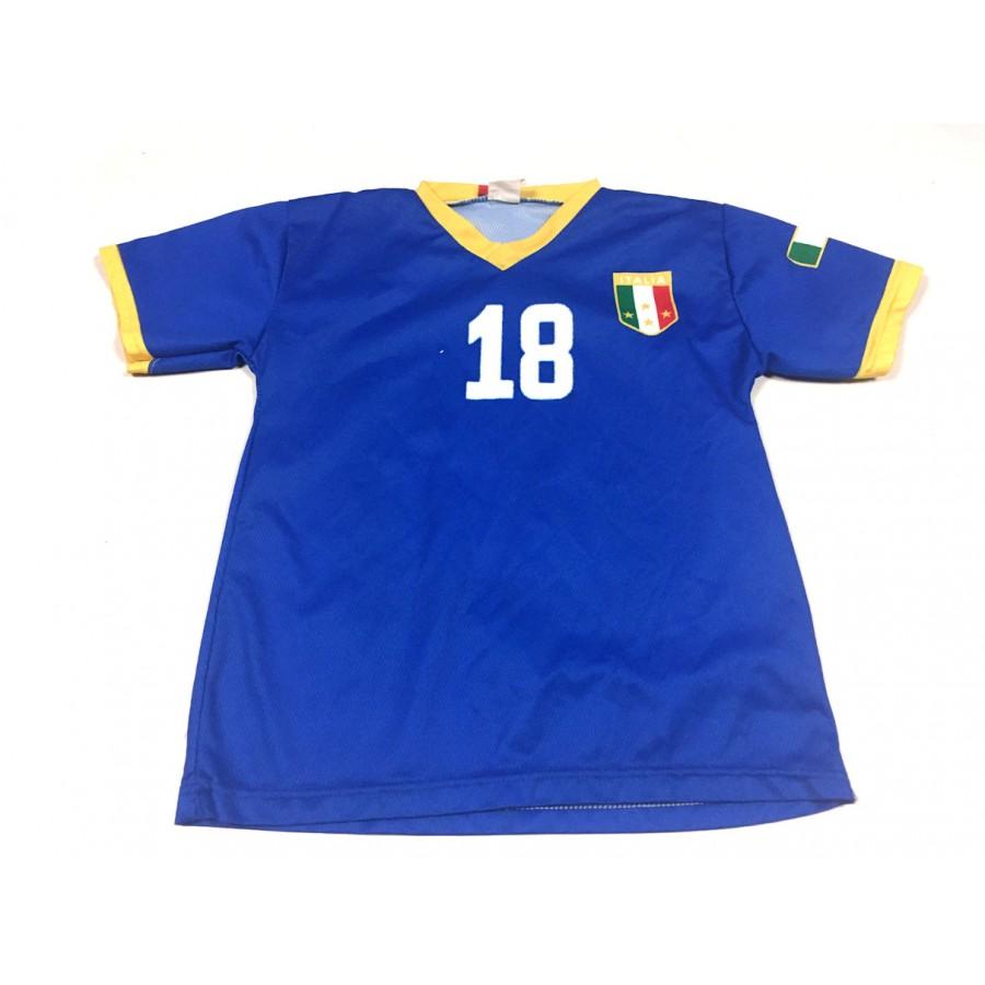 chandail soccer / 10 ans