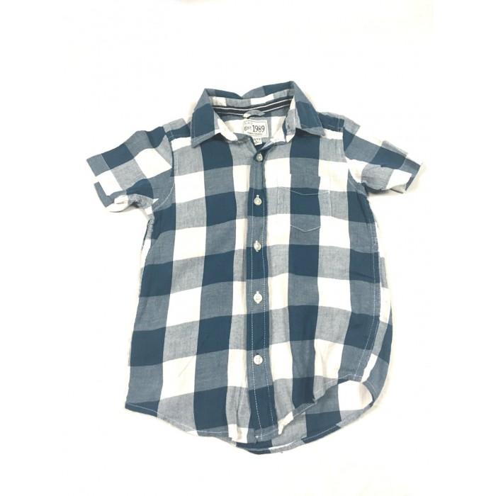 chemise carreaux / 4 ans