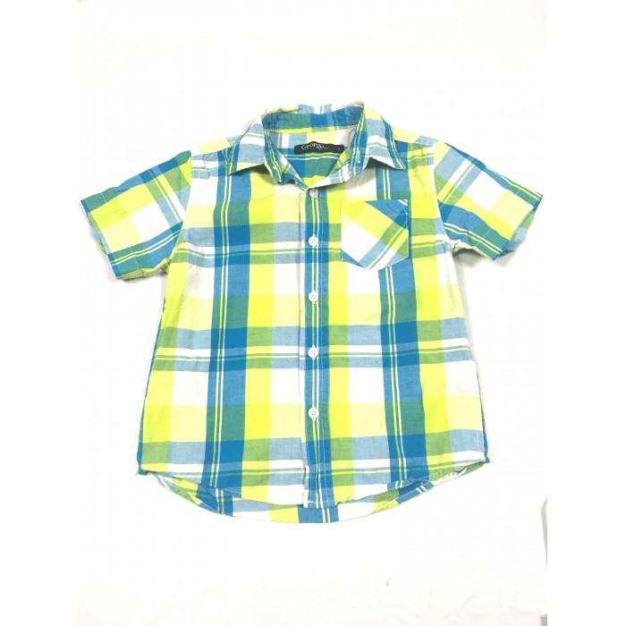chemise carreaux / 5 ans