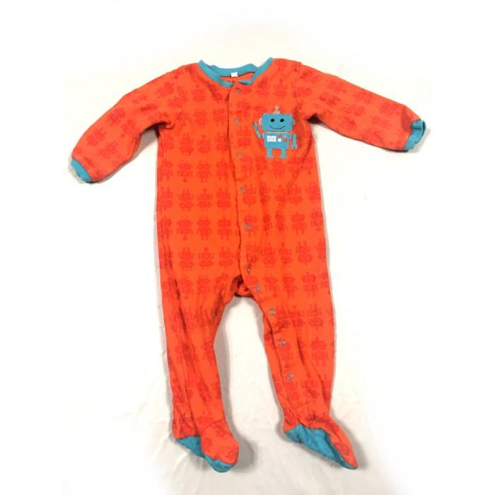 pyjama robot / 12 mois