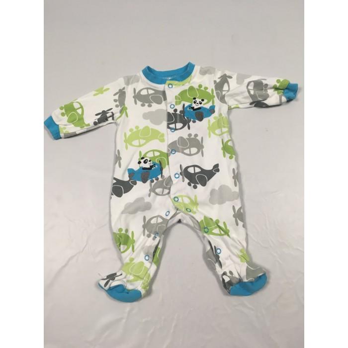 pyjama avion / 3 mois