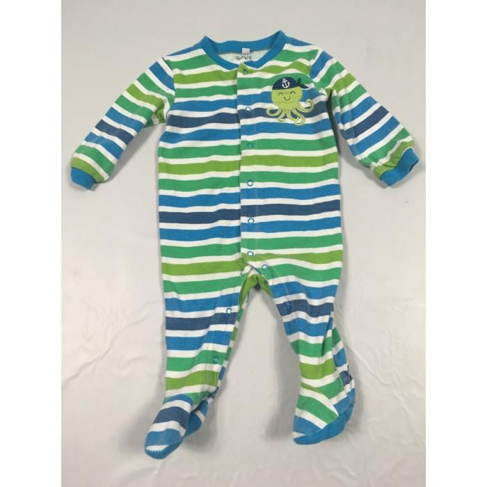pyjama ligné / 9 mois