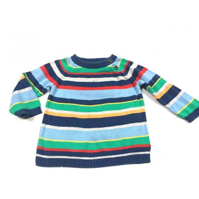 chandail lainage / 6-9 mois