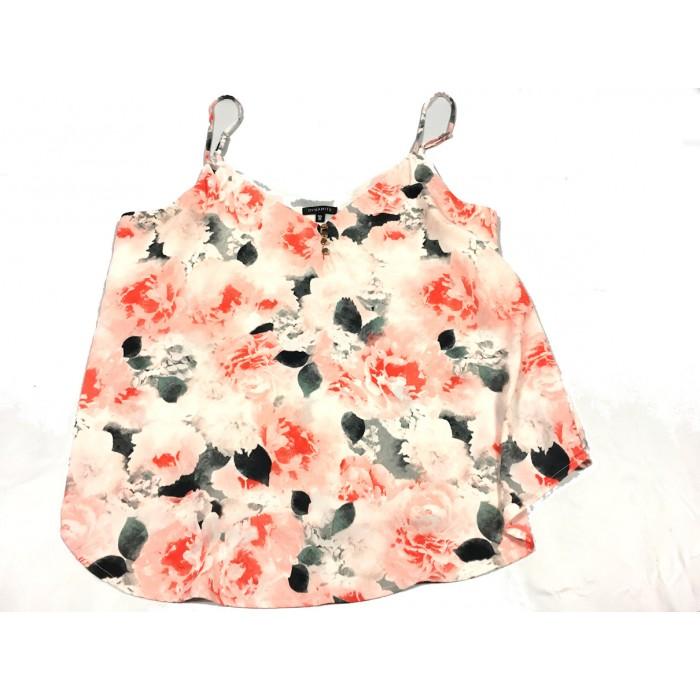 camisole fleuris / large