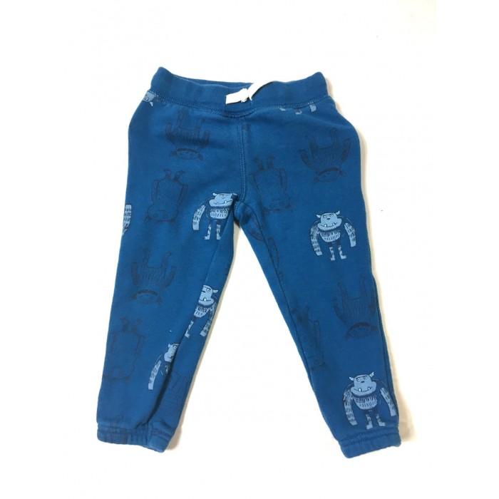 pantalon ouaté monstre / 2 ans
