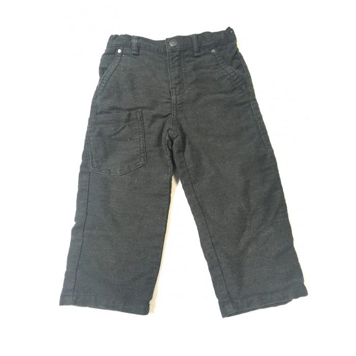 pantalon coton doublé / 12-18 mois