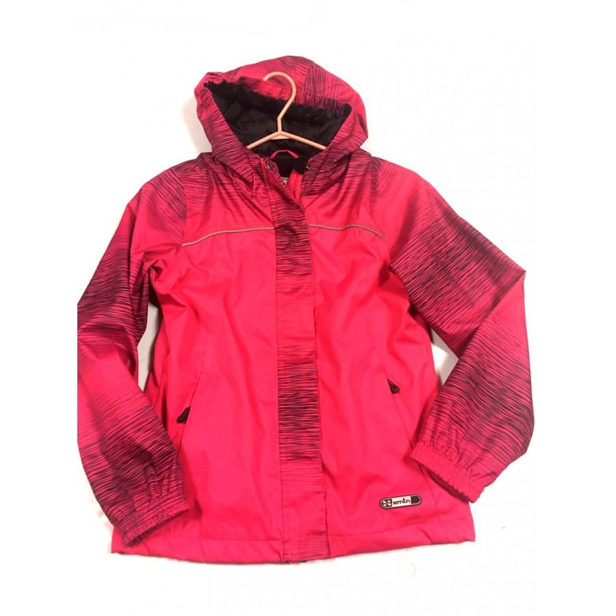 manteau printemps/Automne rose / 10-12 ans