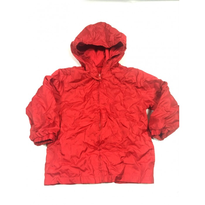 manteau coup vent style Kway / 4 ans