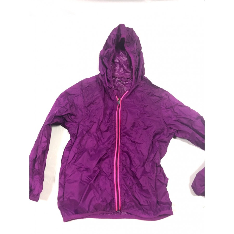 manteau coupe vent style kway / 6 ans