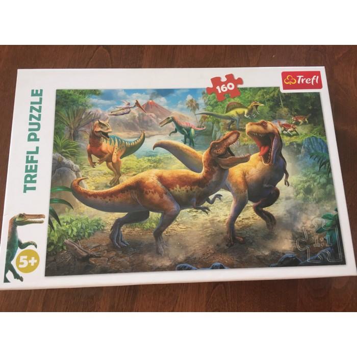 Casse Tête dinosaure 160 mrcx